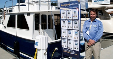 Why can boatshed sell your boat?